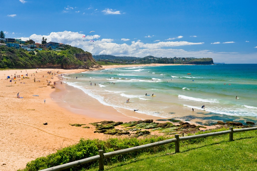Warriewood Beach